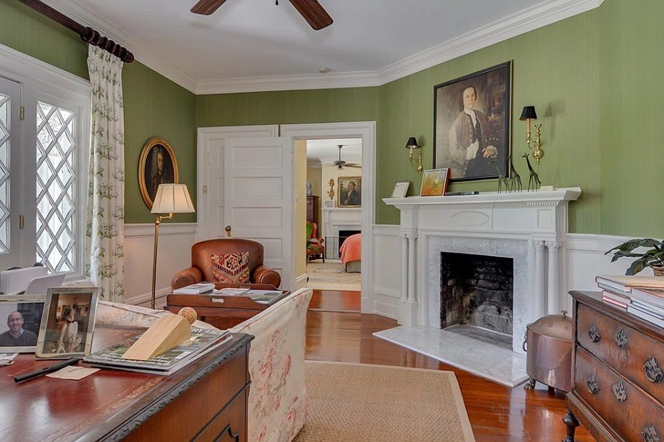 1901 Neoclassical For Sale In Aiken South Carolina