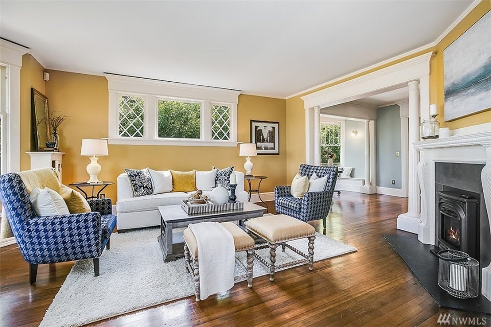 1902 Victorian For Sale In Seattle Washington