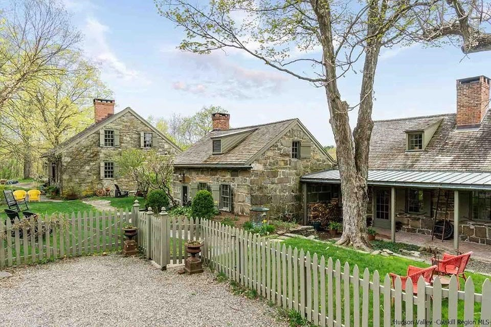 1700s Stone House In Esopus New York