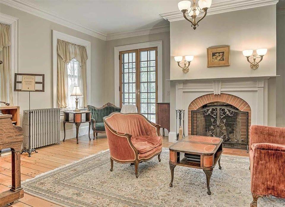 1910 Neoclassical For Sale In Walpole New Hampshire