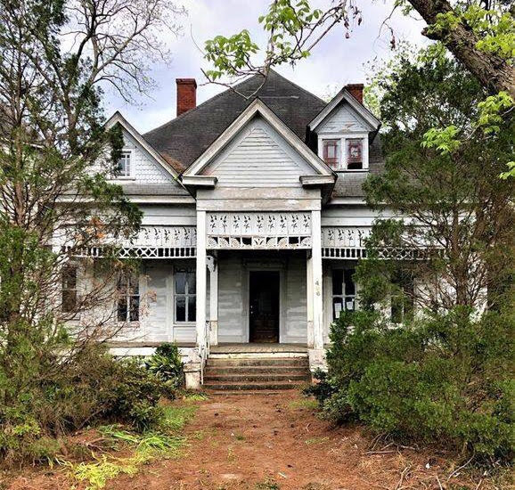 1880 Fixer Upper In Dawson Georgia