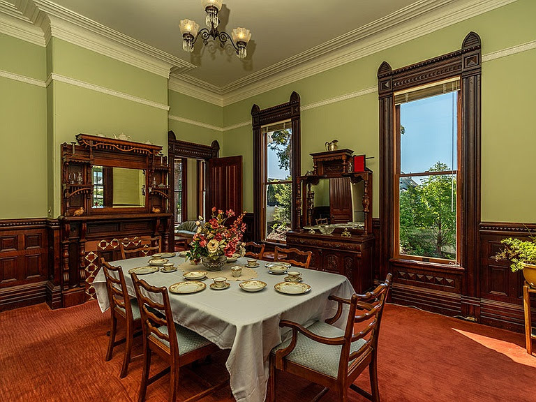 1889 Victorian Mansion For Sale In Eureka California