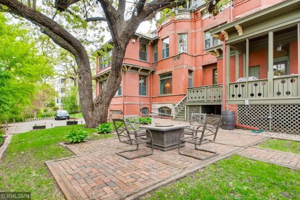 1884 Mansion For Sale In Saint Paul Minnesota