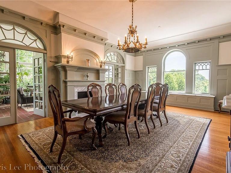 1896 Mock-Fulbright House For Sale In Fayetteville Arkansas