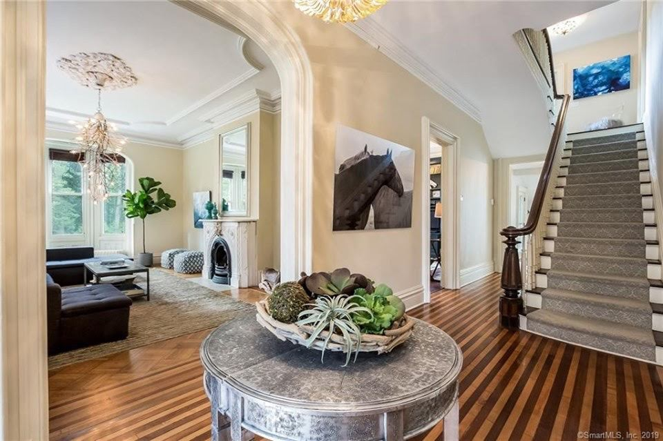1856 Gothic Victorian For Sale In Darien Connecticut