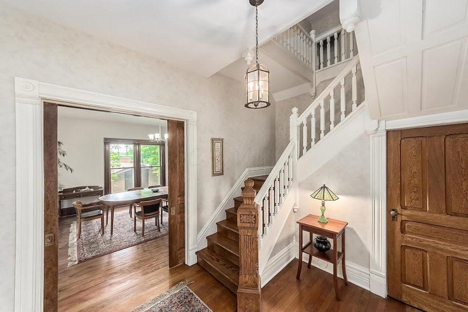 1893 Dutch Colonial For Sale In Granville Ohio