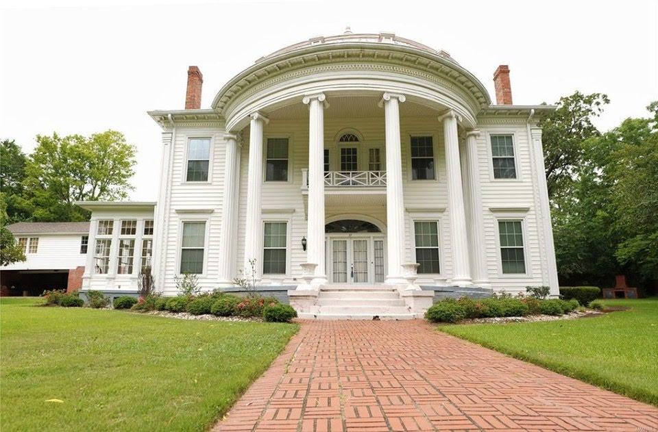 1942 Mansion In Selma Alabama