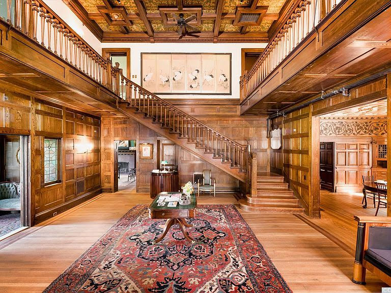 1905 Mansion For Sale In Hudson New York