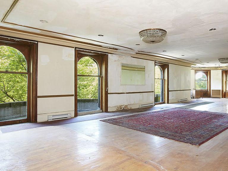1910 Carroll Mansion For Sale In New York New York