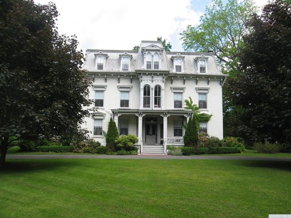 1885 Second Empire For Sale In Kinderhook New York