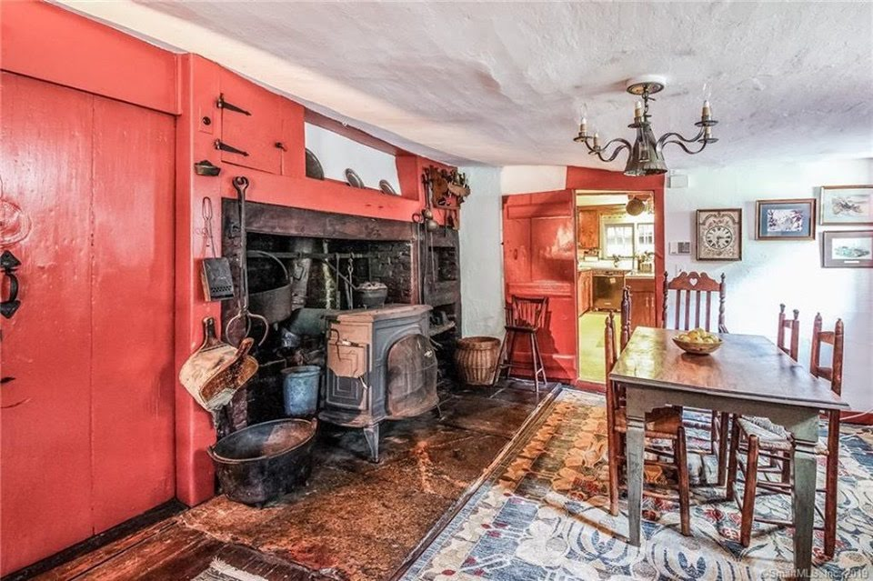 1705 Colonial For Sale In Norwich Connecticut