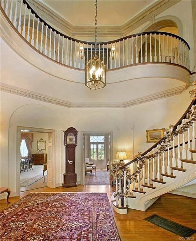 1927 Georgian Revival For Sale In Henrico Virginia