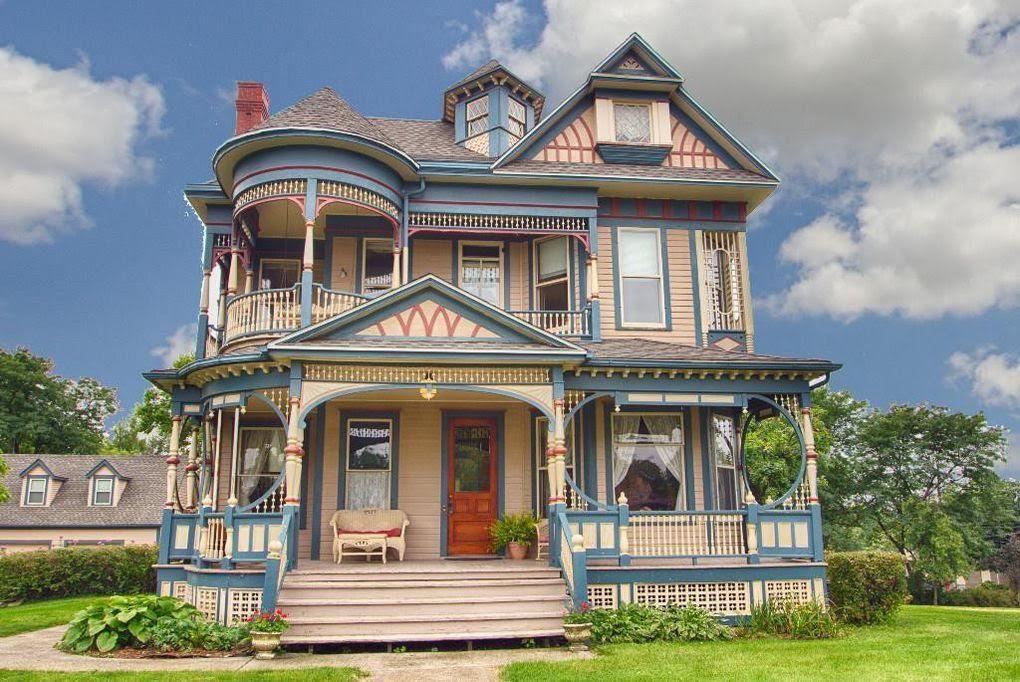 1897 Victorian For Sale In Osceola Iowa