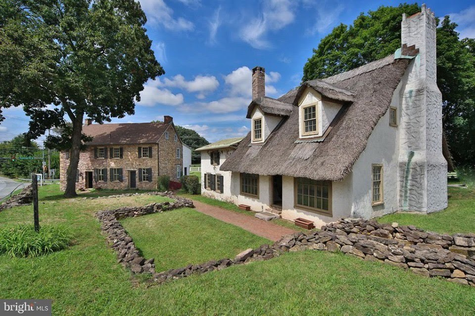 1750 Stone House In Phoenixville Pennsylvania