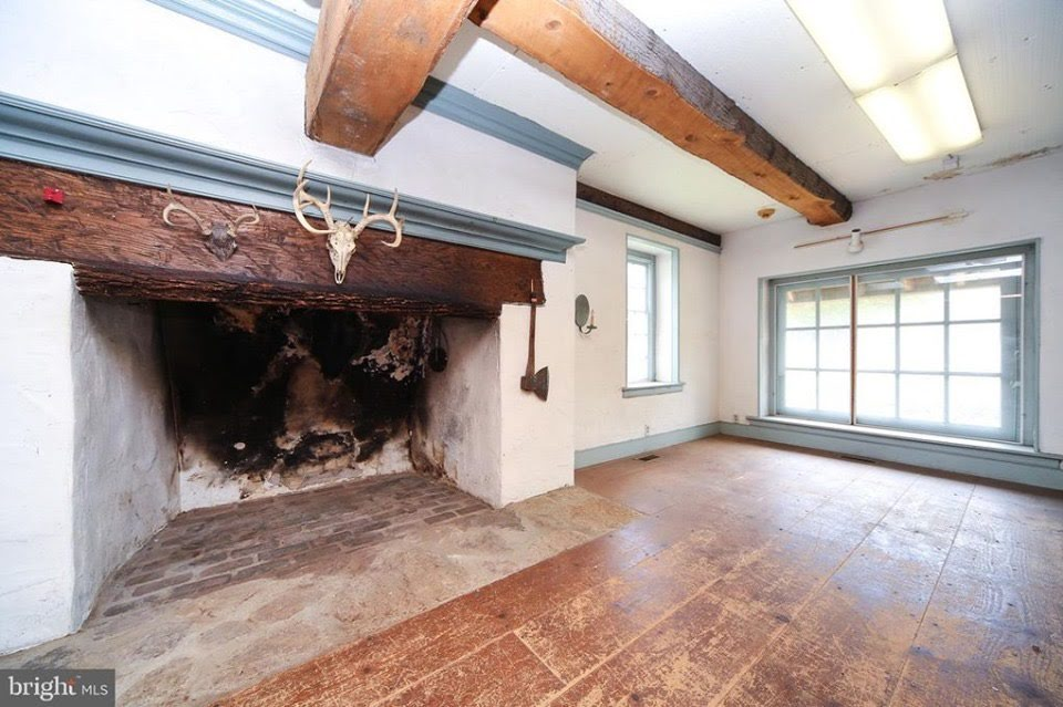 1750 Stone House For Sale In Phoenixville Pennsylvania