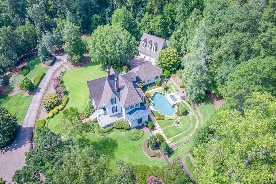 1883 Historic House For Sale In Rome Georgia