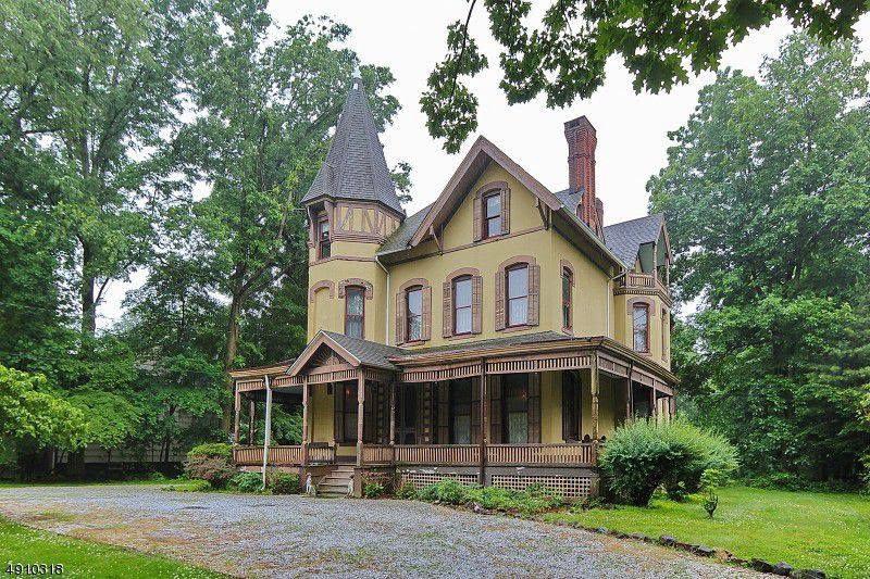 1892 Queen Anne In Plainfield New Jersey