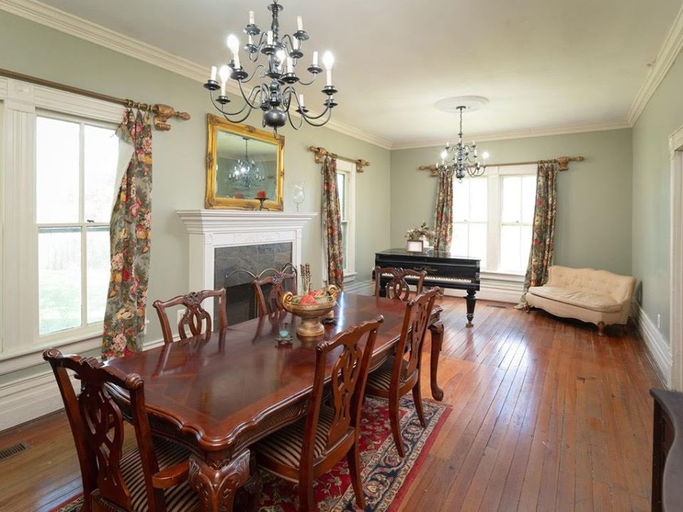 1900 Historic House For Sale In Pikeville Tennessee