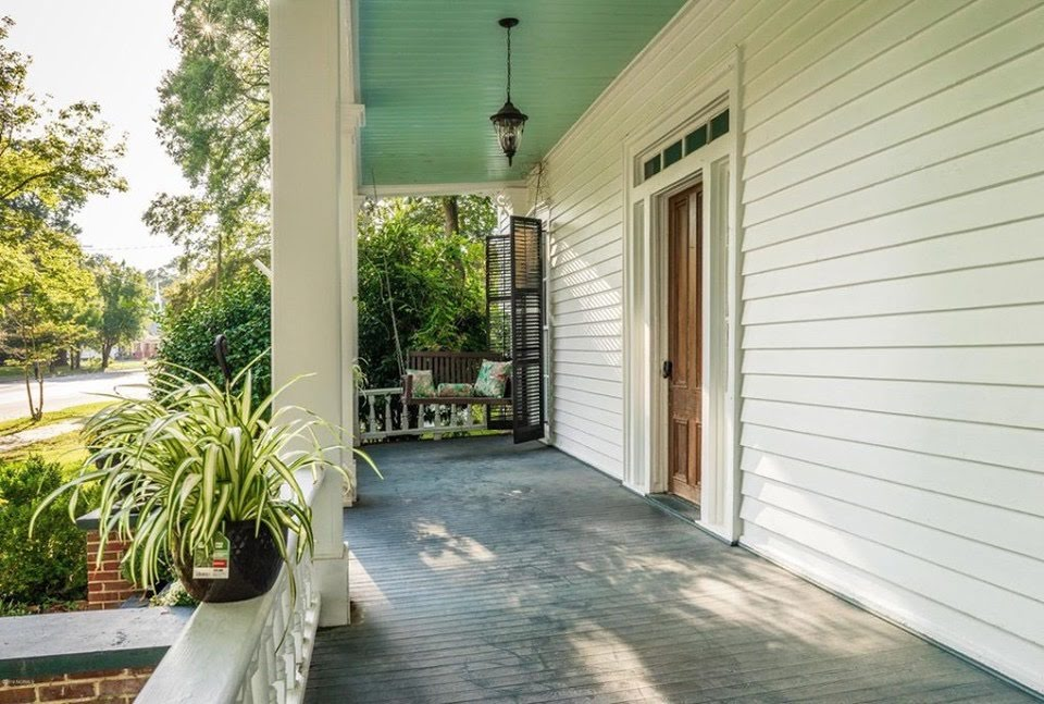1883 Greek Revival For Sale In Faison North Carolina