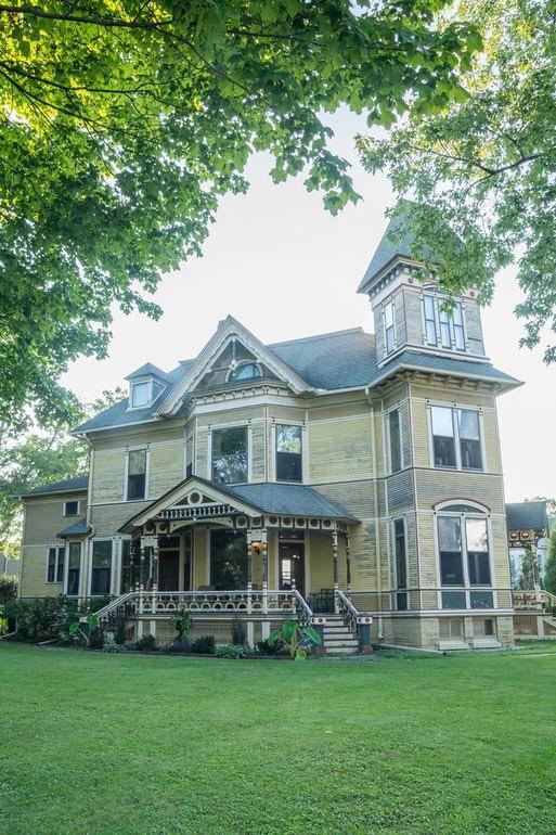 1885 Victorian For Sale In Marengo Illinois