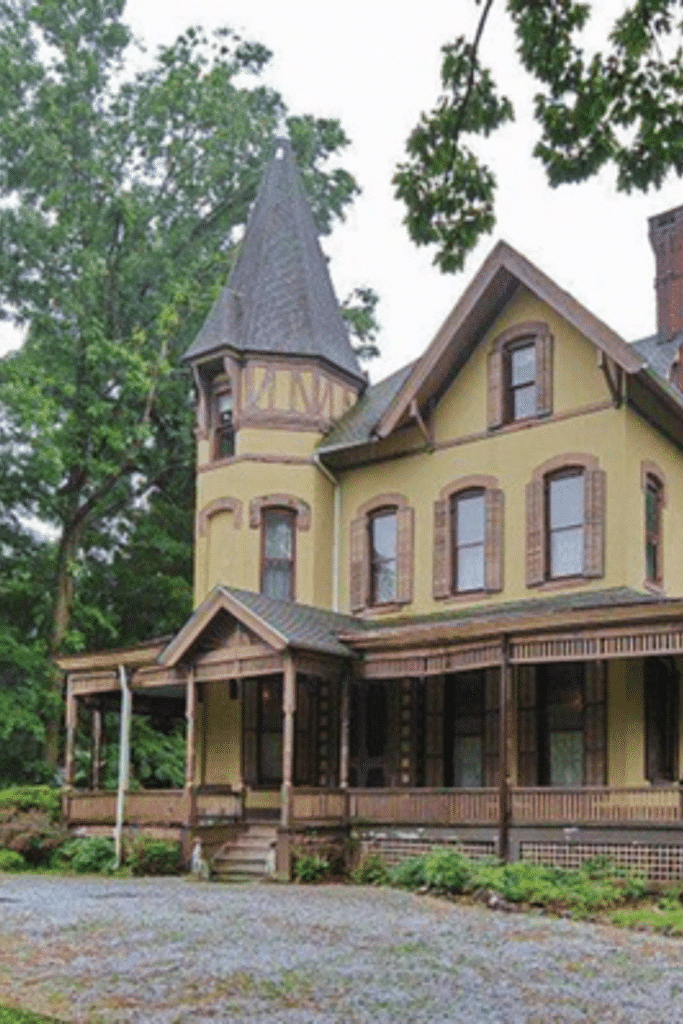 1892 Queen Anne For Sale In Plainfield New Jersey