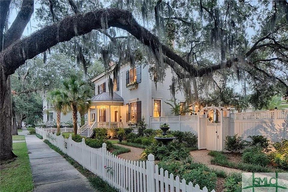 1920 Estill Manor In Savannah Georgia