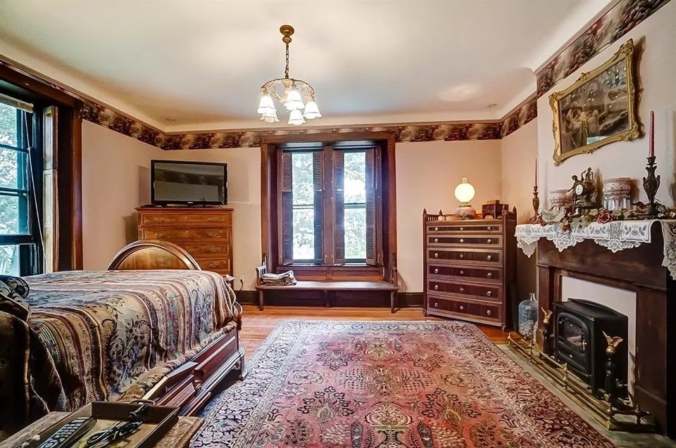 1872 Stone House For Sale In North Bend Ohio