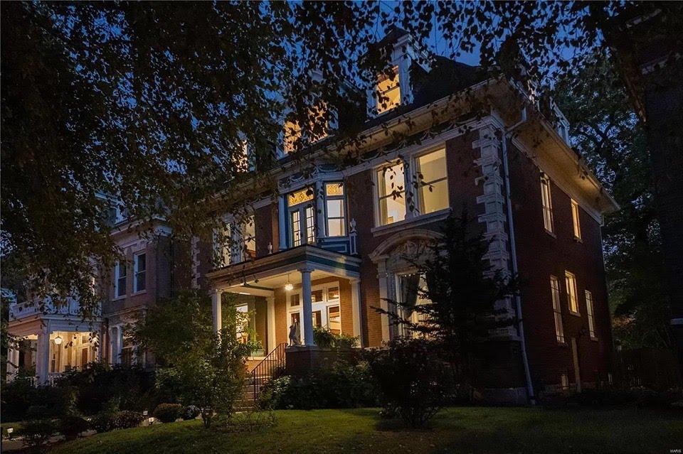 1901 Mansion For Sale In Saint Louis Missouri
