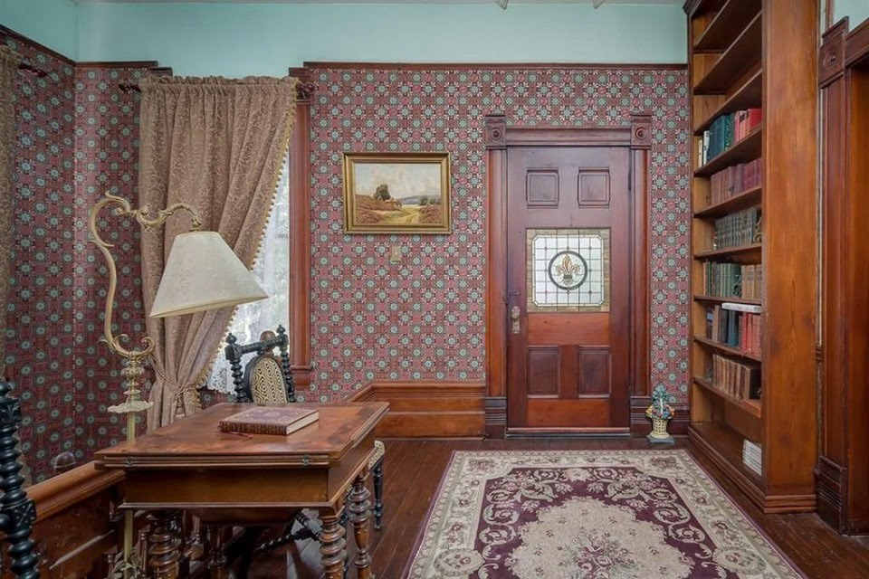 1895 Mansion For Sale In Fort Smith Arkansas