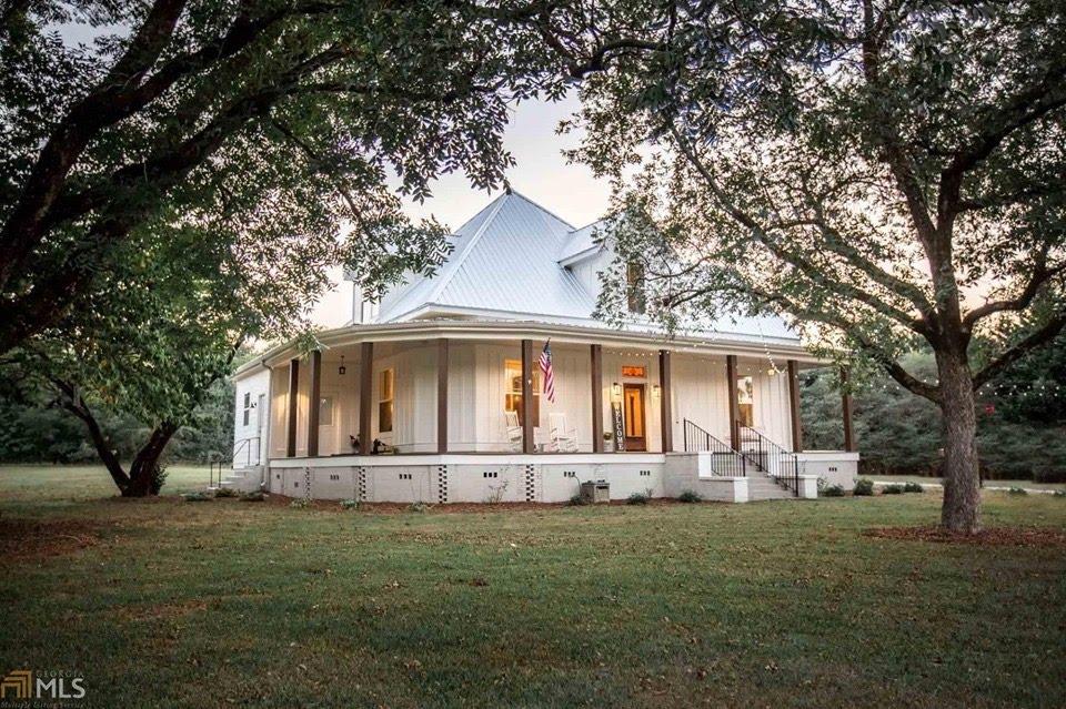 1897 Farmhouse For Sale In Newborn Georgia