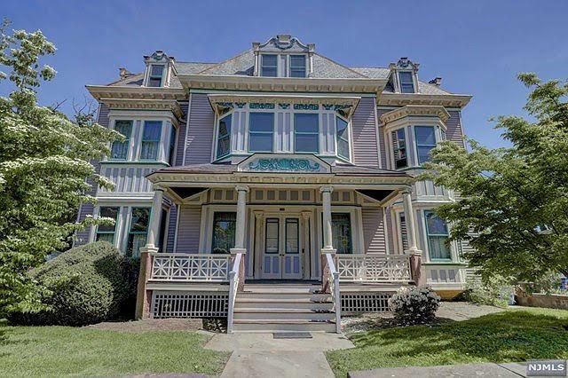 1876 Mansion In Passaic New Jersey