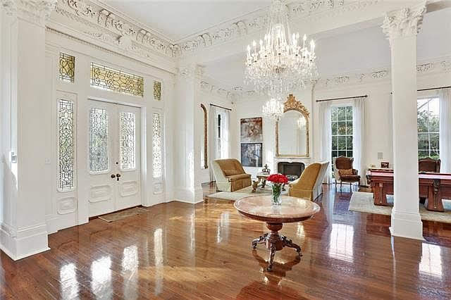 1856 Mansion For Sale In New Orleans Louisiana