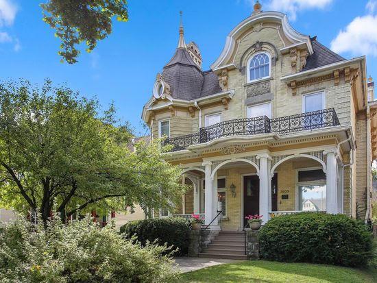 1890 Ernst Pommer House In Milwaukee Wisconsin