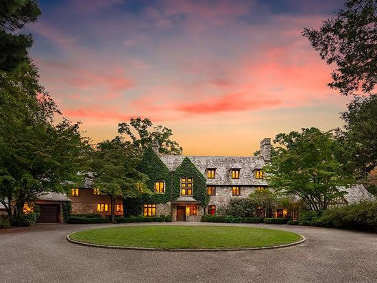 1928 Mansion In Fairfield Connecticut