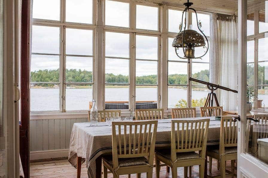 1877 Historic House For Sale In Vaxholm Sweden