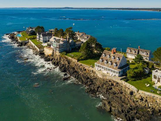 1920 Cape Cod In Kennebunk Maine