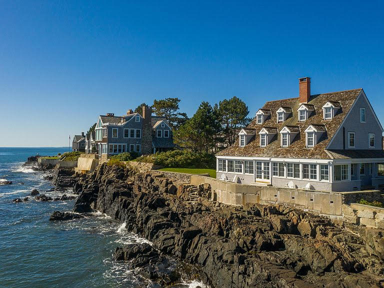 1920 Cape Cod For Sale In Kennebunk Maine