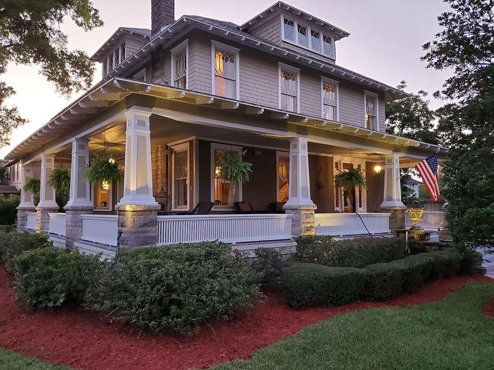 1910 Craftsman For Sale In Jacksonville Florida