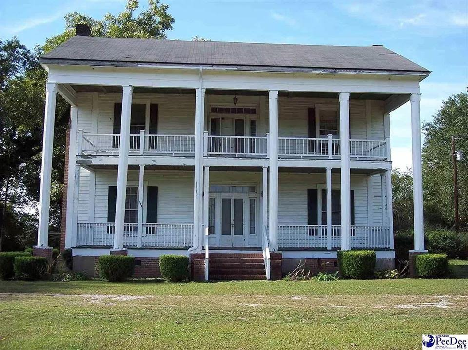 1790 Fixer Upper For Sale In Dillon South Carolina