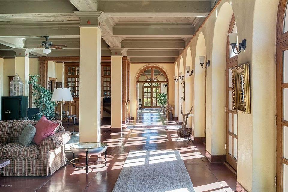 1919 Mansion For Sale In Jerome Arizona