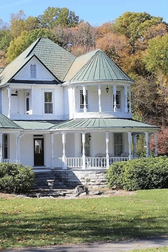 1900 Victorian For Sale In Damascus Virginia