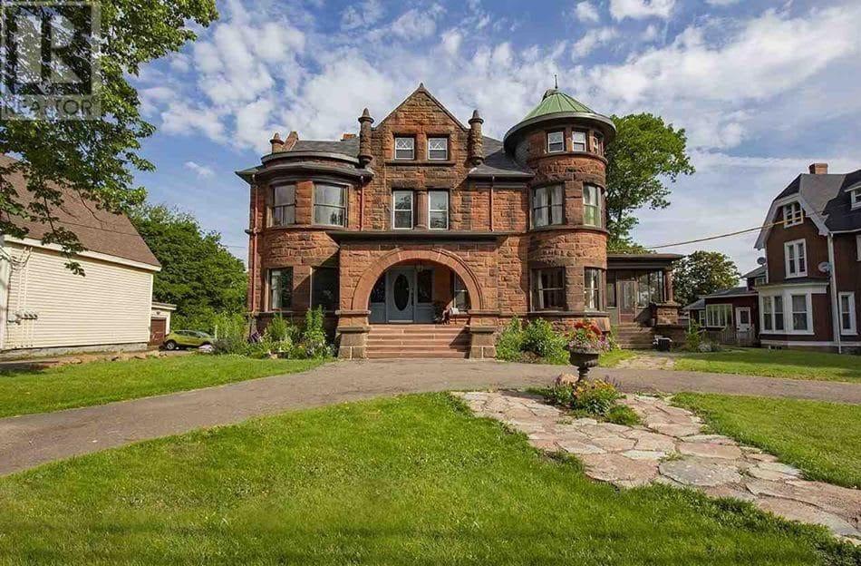 1905 Victorian For Sale In Amherst Nova Scotia