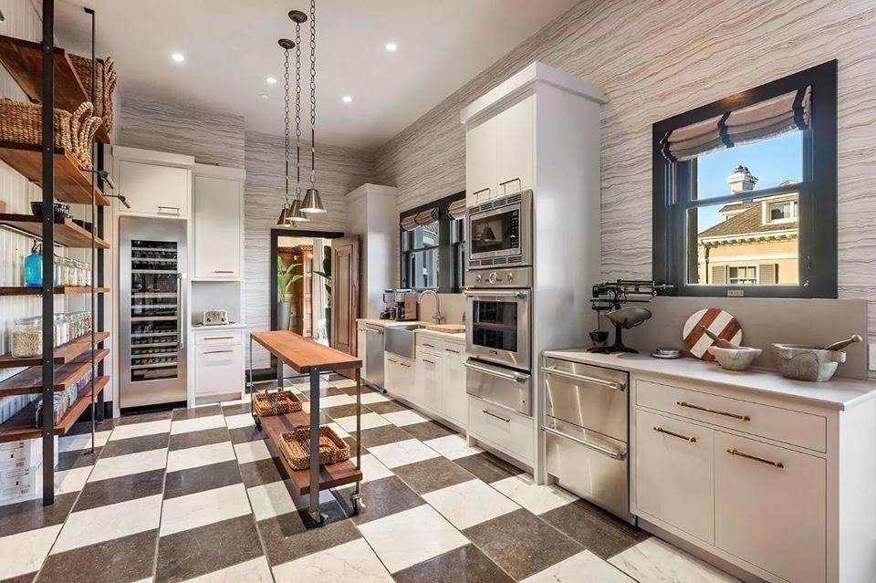 1906 Mansion For Sale In San Francisco California