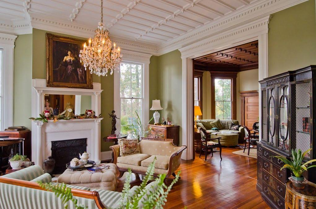 1902 Mansion For Sale In North Augusta South Carolina
