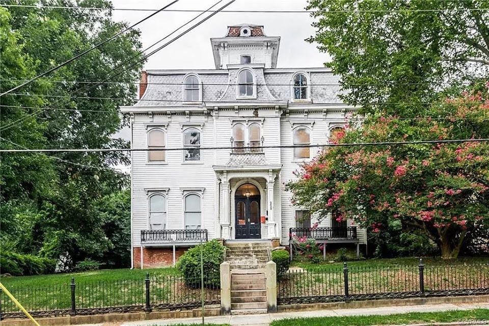 1900 Second Empire For Sale In Petersburg Virginia
