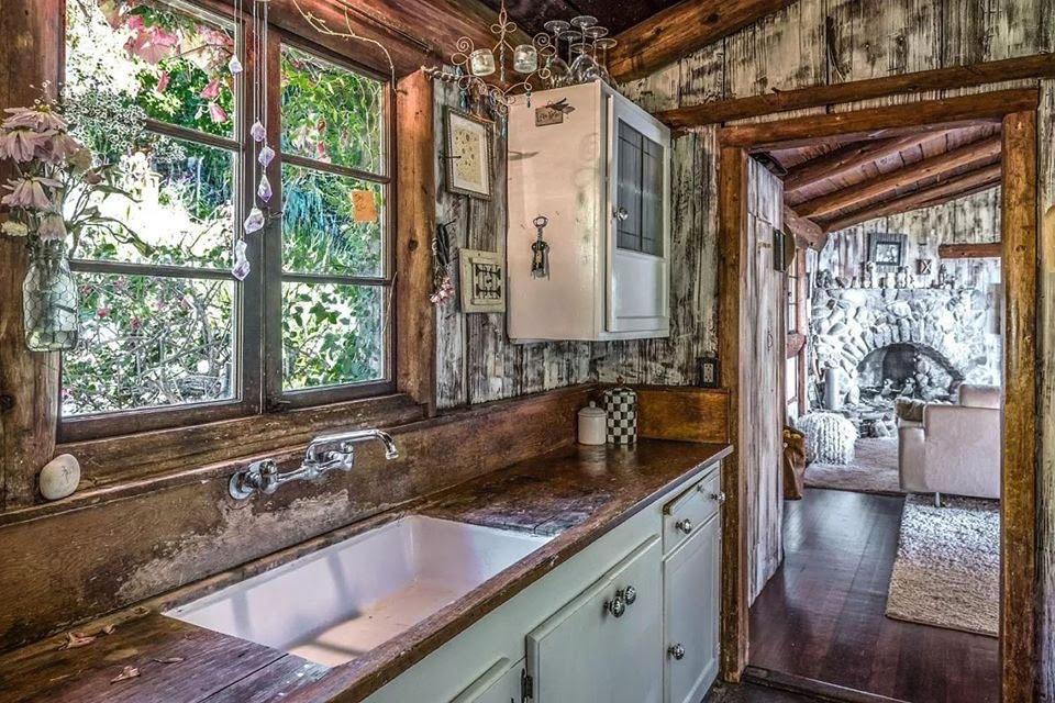 1930 Cabin For Sale In Big Sur California