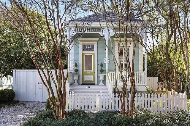 1890 Victorian For Sale In New Orleans Louisiana