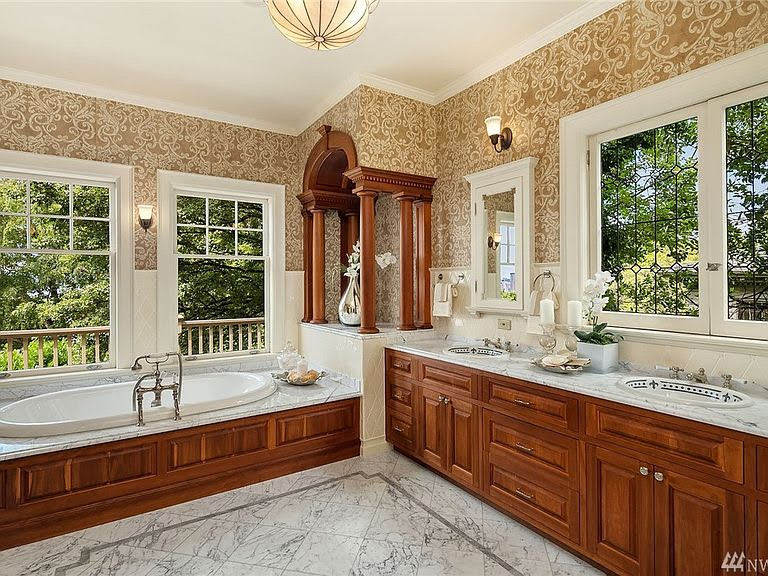 1905 Mansion For Sale In Seattle Washington