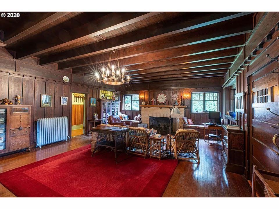 1907 Craftsman For Sale In Coos Bay Oregon