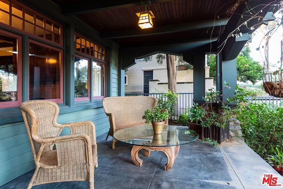 1909 Craftsman For Sale In Riverside California